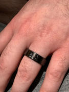 Carbon Fiber Gear Ultra Carbon Fiber Ring - Forty Five Narrow / Polished Review