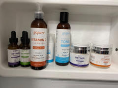 goPure Beauty Complete Daily Skin Care System - 8 Products Review