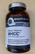 Quality of Life Labs AHCC® - Kinoko Platinum Review