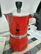 BUNAMARKET BIALETTI FIA MMETTA 3 CUPS RED Review