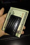 Carbon Fiber Gear Carbon Fiber & Leather Money Clip Wallet Review