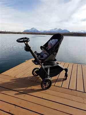 Nataliya A. verified customer review of G5 Stroller