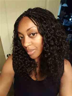 Shoney verified customer review of Janet Collection Human Hair Bulk SUPER FRENCH 16 - 20