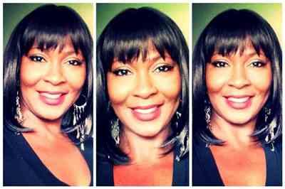 Michelle P verified customer review of Manhattan Style Ez On Cap Half Wig P.C. JACKIE