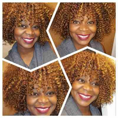 Emarie verified customer review of Motown Tress Deep Lace Wig LFE DREAM