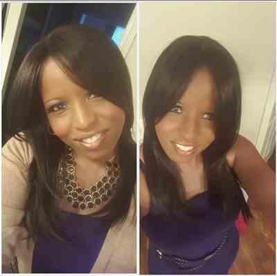 For The Love of Wigs verified customer review of Motown Tress Wig Susie