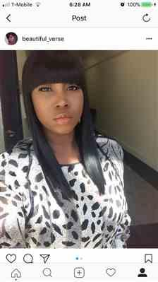 Talphanie C. verified customer review of Outre Quick Weave Complete Cap Wig BRIE (High Tex)