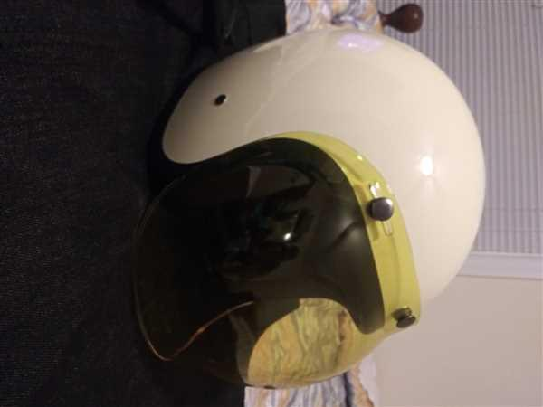 Lowbrow Customs Anti-Fog Bubble Shield - Yellow Review