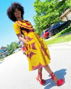 MAE OTTI  MARIAMA DRESS [YELLOW] Review