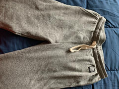 Blade + Blue Vintage Grey Marled Jogger Sweatpants - Made in USA Review