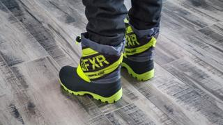 FXR Racing Finland Youth Octane Boot Review