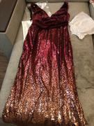 Ever Pretty EU Floor Length Sequin & Velvet Maxi Long Mermaid Prom Dresses Review