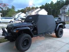 Armor Auto Parts Jeep Mopar Vehicle Cover, Cab Only, 2020 Gladiator Review