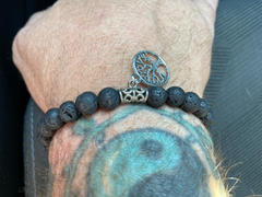 Treehuggers Bracelets Treehuggers Original Lava Stone Charm: Plant a tree with every bracelet  Review