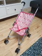 Mammashop.dk Mini Mommy Dukke paraply klapvogn i pink Review