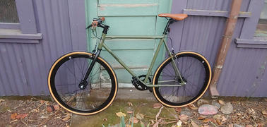 Retrospec Mantra Fixie Bike - Single Speed Review