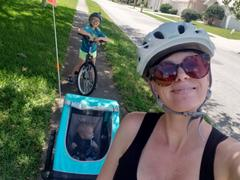 Retrospec Rover Bike Trailer - Single Child Review