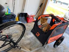 Retrospec Rover Hauler Pet Bike Trailer Review