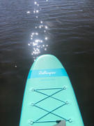 Retrospec Weekender Inflatable Stand Up Paddle Board 10' Review