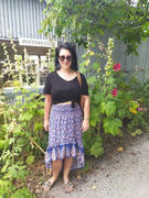 Augustine Brand Alani Skirt Review