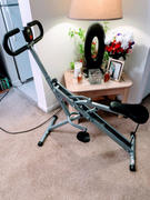 Sunny Health and Fitness Upright Row-N-Ride Rowing Machine Review