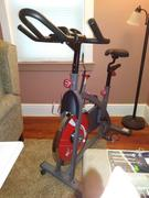Sunny Health and Fitness Belt Drive Indoor Cycling Bike Exercise Bike w/ LCD Monitor Review