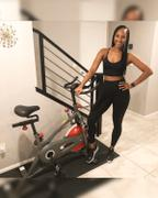 Sunny Health and Fitness Chain Drive Indoor Cycling Bike Exercise Bike w/ LCD Monitor Review