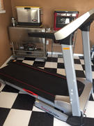 Sunny Health and Fitness Performance Treadmill, High Weight Capacity w/ 15 Levels of Auto Incline, MP3 and Body Fat Function Review