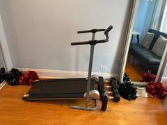 Sunny Health and Fitness Manual Walking Treadmill Review