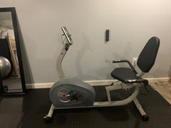 Sunny Health and Fitness Magnetic Recumbent Exercise Bike Review