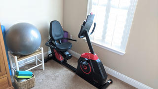 Sunny Health and Fitness Evo-Fit Cardio Recumbent Bike Review