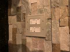 Wallplate Warehouse Gray Satin Stone Insulated - 1 Rocker Wallplate Review