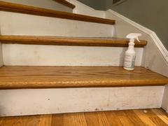 Healthier Home Products 5 Minute CleanWalls Bundle (CleanWalls Tool, Spray, & Baseboard Duster) Review