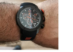 LIV Swiss Watches LIV GX1 Signature Orange Review