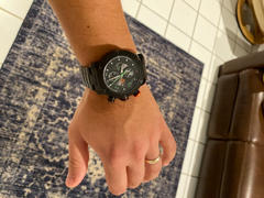 LIV Swiss Watches LIV GX-AC Swiss Panda Review