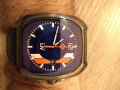 LIV Swiss Watches LIV Rebel-AR Sebring Blue Automatic Review
