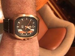 LIV Swiss Watches LIV Rebel-AR Valencia Rose Gold Review