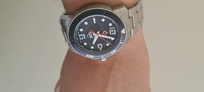 LIV Swiss Watches LIV GX-Diver's 44mm Steel Black Review
