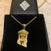 IF & Co. Micro Jesus Piece (Diamond Eyes) Review