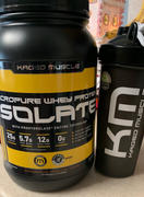 KAGED MUSCLE MICROPURE® Whey Protein Isolate Review