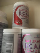 Momsanity Natural BCAA Powder- Cherry-Lime- Naturally Flavored, Sweetened and Colored Review