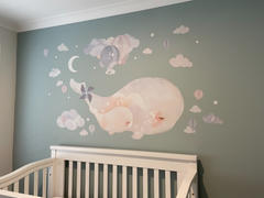 Schmooks  Beluga Whales Wall Sticker Review