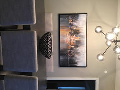 Clock Canvas Millennium Cityscape Canvas Review