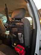 Grey Man Tactical Vehicle Rifle Rack - Buttstock Cup Kit + Rubber Clamp + 15.25 X 25 RMP™ Review