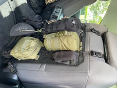 Grey Man Tactical Buckle Loop-Around RMP Strap™ Black [Seat Bottom] Review