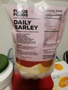Focus Foods Daily Barley - 1-month pack Review