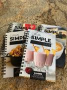 CleanSimpleEats SUMMER MEAL PLAN: HARDCOVER Review