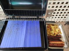 Kleva Range TV Special Kleva Cook Mat The Non-Stick Gourmet BBQ Grill Mat + Choose Your Gifts! Review