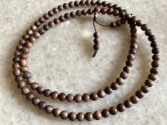 Grandawood- Agarwood Australia The GGG, Premium Cultivated Agarwood 108 Mala  and/or  Bracelet - Cultivated beads with wild agarwood quality Review