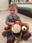 Buckle Toy Inc Billy Bear Backpack Review